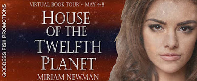 House of The Twelfth Planet Virtual Book Tour!